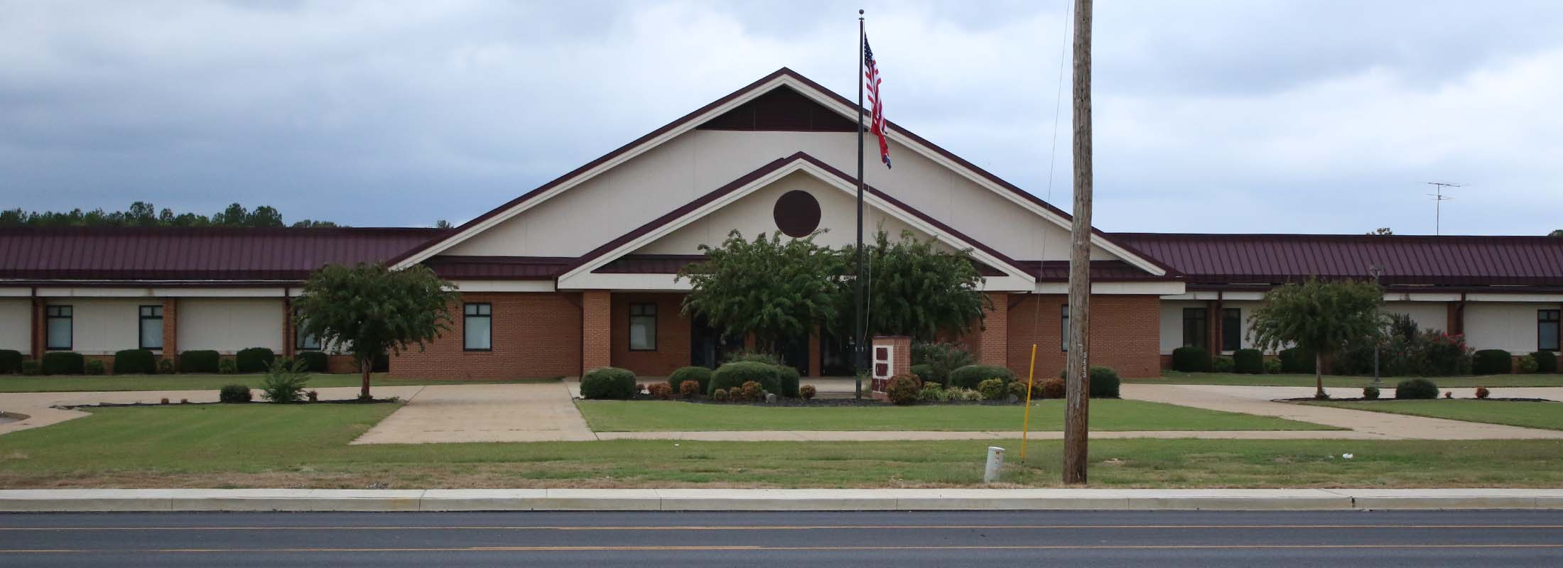 hardin county high school front entrance