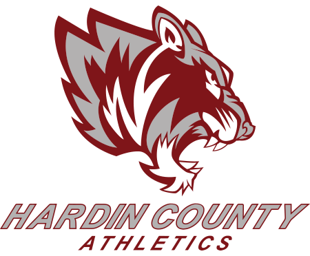 Hardin County Athletics logo